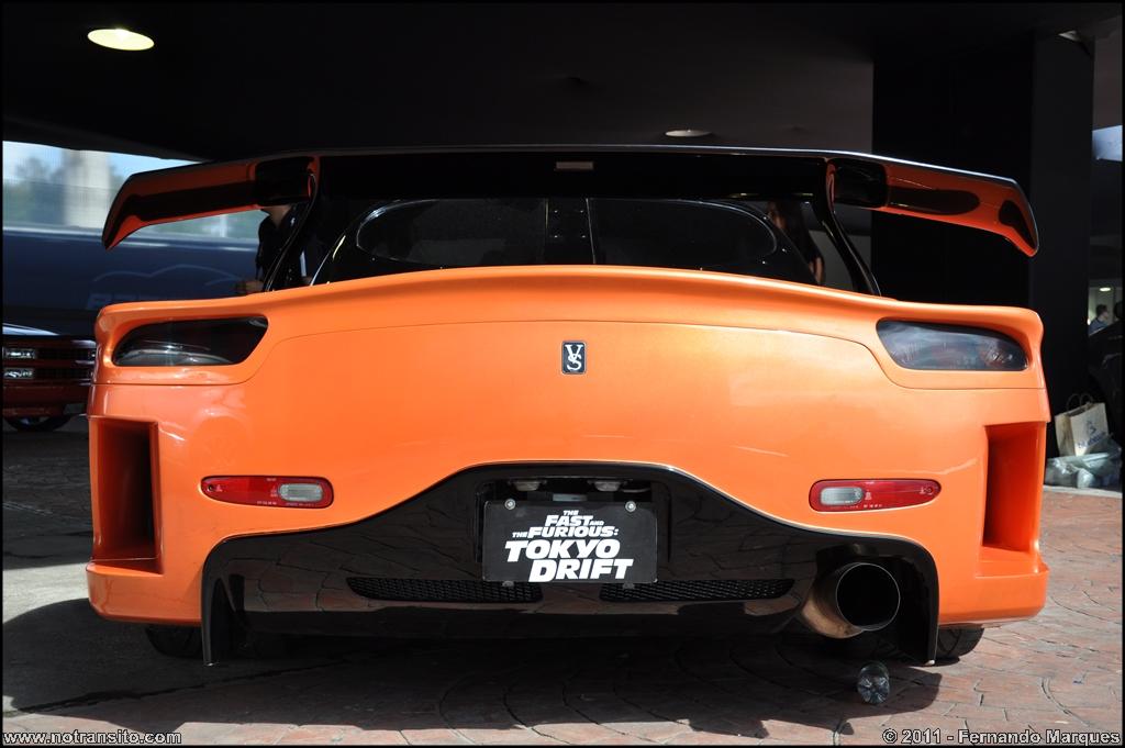 Mazda Rx 7 Fortune Veilside No Tr 226 Nsito