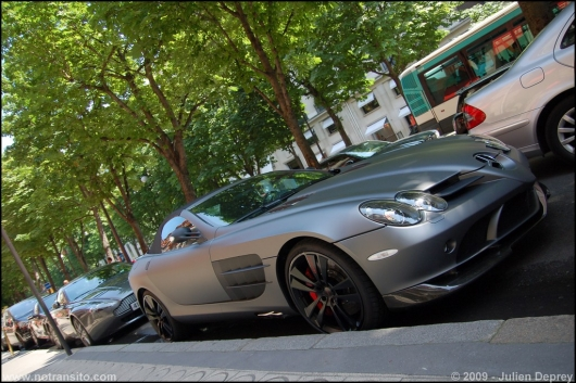 Mercedes Benz Modesto >> Mercedes-Benz SLR 722S Roadster Mansory – No Trânsito